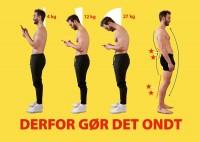 PLAKAT: DERFOR GØR DET ONDT